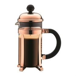 Chambord 3 cup coffee maker, 35cl, copper