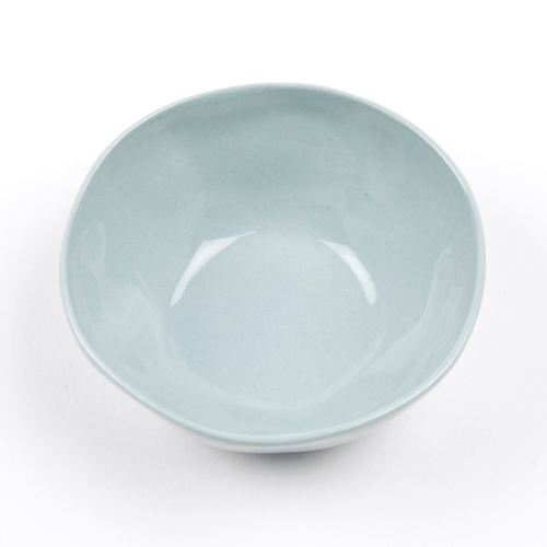 Set of 4 small dipping bowls, D8.5 x H3cm, Pale Blue