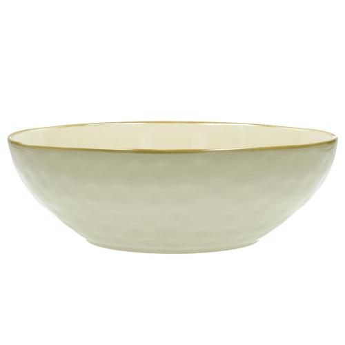 Concerto Salad bowl, Dia26cm, Ivory