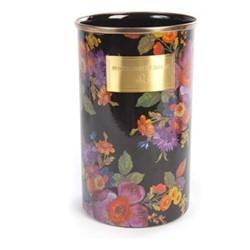 Flower Market Utensil holder, small, black