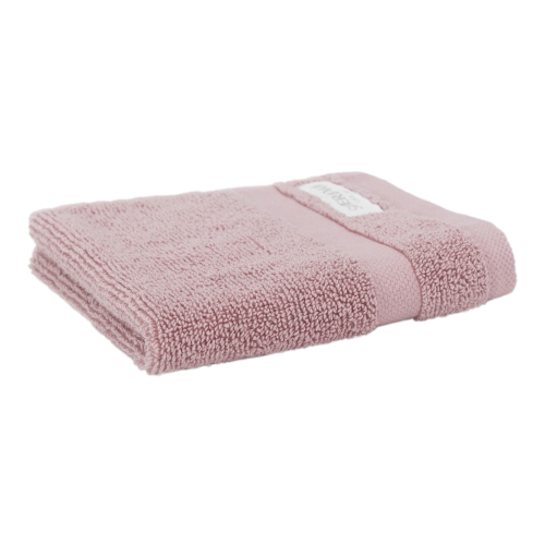 Organic Cotton Eden Hand towel, 50 x 100cm, Dusk