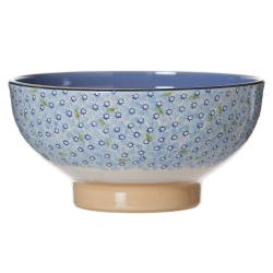Lawn Salad bowl, D28 x H15cm, Light Blue