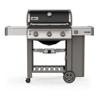 Genesis II E-310 GBS Gas barbeque, H120 x W145 x D74cm, black