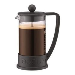Brazil 3 cup coffee maker, 35cl, black