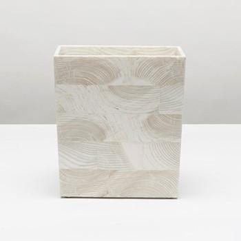 Palermo Wastebasket, H28 x L25.5 x W20cm, natural