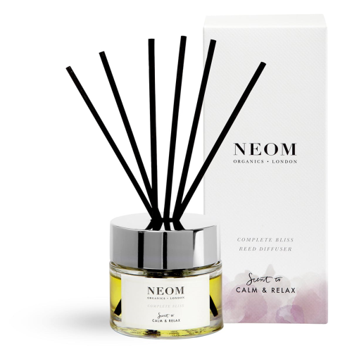 Scent to Calm & Relax - Complete Bliss Diffuser, 100ml, White
