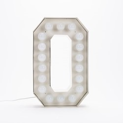 Vegaz O Letter light, H60cm