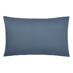 Everlasting Bloom Pair of pillowcases, 74 x 48cm, indigo