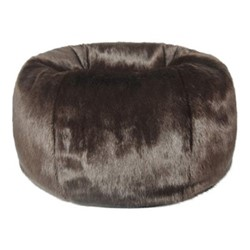 Signature Collection Giant beanbag, 80 x 110cm, treacle