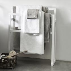 Bathroom towel rail, H74 x W55 x D23cm