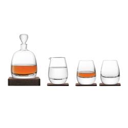 Whisky Islay whiskey set, clear