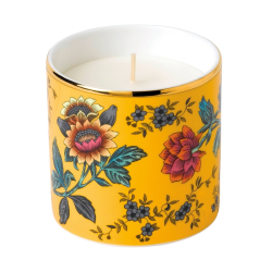 Wonderlust - Tonquin Scented candle, H8.5 x D8.5cm, Yellow