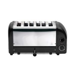 Classic Bun toaster, 6 slot, black
