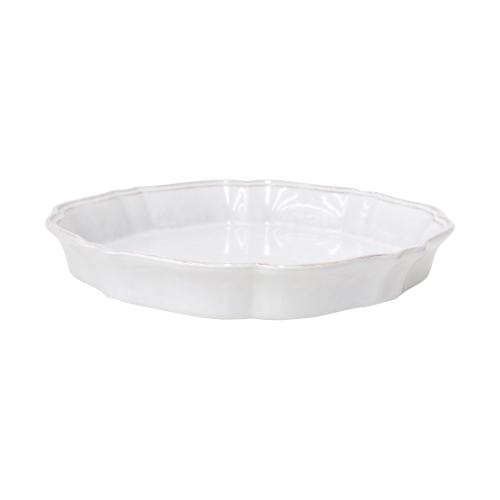 Impressions Pie dish, 30cm, white