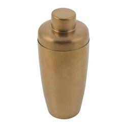 Cocktail shaker, W8.5 x L8.5 x H20cm, rose gold