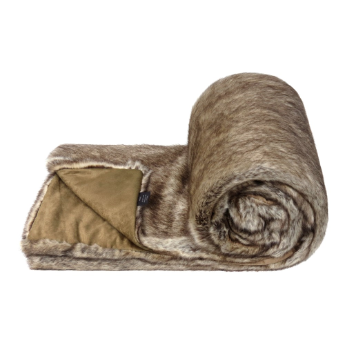 Signature Collection Bed runner - small, 214 x 145cm, Truffle