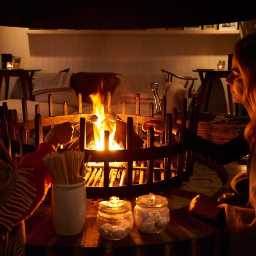 Port Lympne Hotel overnight stay, one night (Sundays-Fridays)
