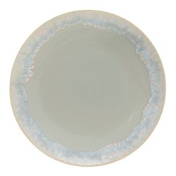 Taormina Set of 6 dinner plates, 27cm, grey