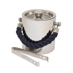 Ice bucket, 19 x 16cm, stainless steel