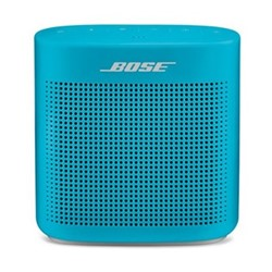 Soundlink Color II Portable bluetooth wireless speaker, H5.5 x W13 x D12.7cm, aqua
