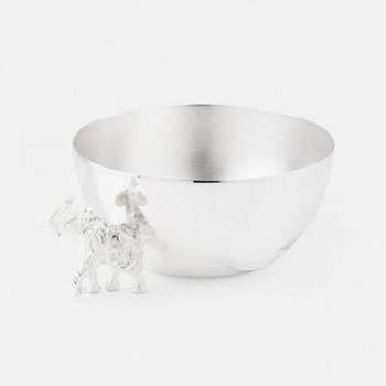 The Highland Safari Collection Large bowl, D16 x H12.5cm, elephant