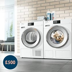Washing Machines Home Appliance Gift Voucher