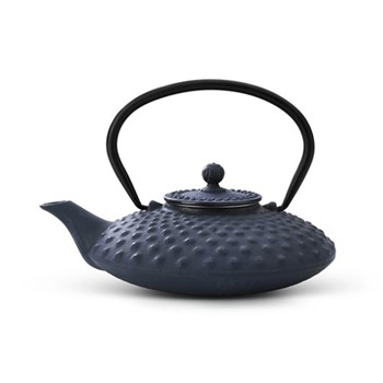 Xilin Teapot, 1.2 litre, blue