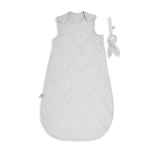 Rice - Organic 2.5 Tog Sleeping bag, 0-6 months, Dove