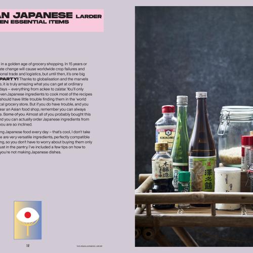 Tim Anderson Vegan Japaneasy