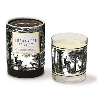 Enchanted Forest Luxury scented candle, H9.2 x Dia8.1cm