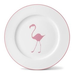 Flamingo Dinner plate, 26cm