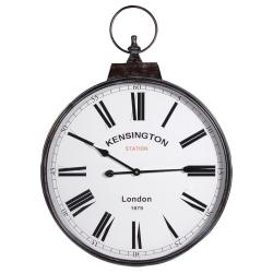 Kensington Station Wall clock, 60 x 81cm