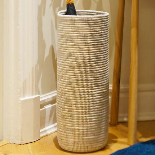 La Prairie Tall basket, H20 x Dia60cm, Natural