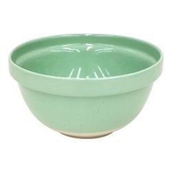 Fattoria Medium mixing bowl, D23.5 x H12cm, green