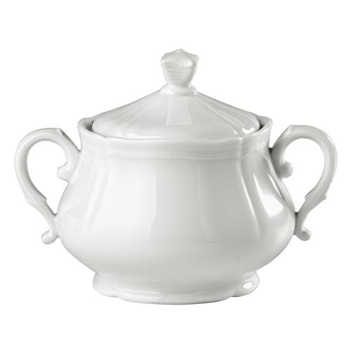 Antico Doccia Covered sugar bowl, 47.5cl, White