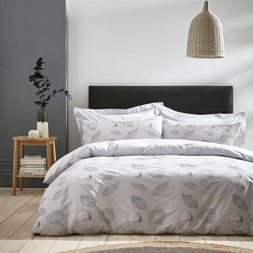 Makura Oxford pillowcase, Natural