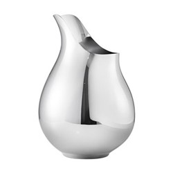 Ilse Vase medium, stainless steel