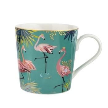 Tahiti - Flamingo Mug
