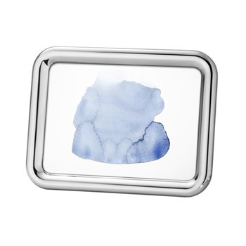"Tableau Photograph frame, 5 x 7"", aluminium/glass"