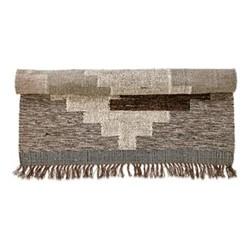 Harti Small rug, 120 x 180cm, mixed neutrals