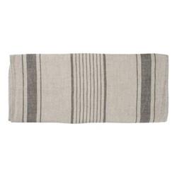 Pair of tea towels, 71 x 45.7cm, natural linen