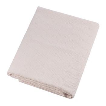 Diamond Textured Bedspread, W240 x L260cm, pink