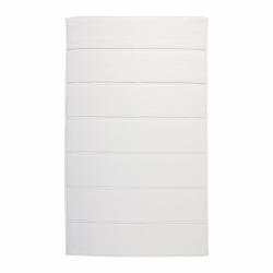 Adagio Bath mat, 60 x 100cm, White