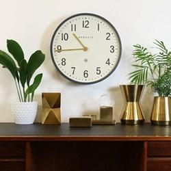 Wall clock 45 x 45 x 9cm
