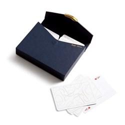Playing card set 16 x 13 x 10cm