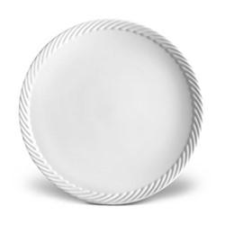 Corde Dessert plate, 22cm, white