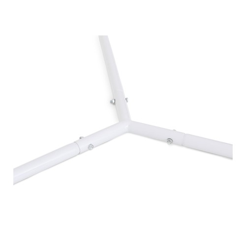 Nester TiiPii bed stand, 245 x 214 x 253cm, White Powder Coated Steel