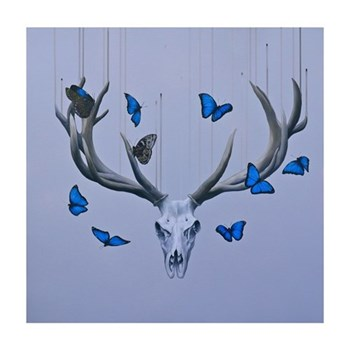 Example Artwork Born to Die by Louise McNaught