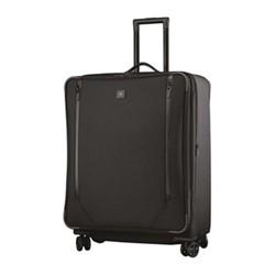 Lexicon 2.0 Large dual caster suitcase, H72 x W56 x D34cm, black
