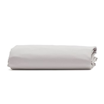 Classic Bedding King size fitted sheet, 150 x 200cm, dove